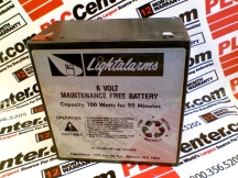 LIGHTALARMS ELECTRONICS 860.0008