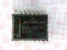 MAXIM INTEGRATED PRODUCTS IC232ECWE