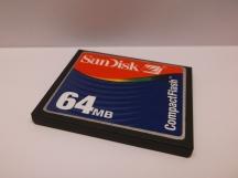 SANDISK SDCFB-64-A10