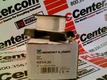 BENEDIKT & JAGER K85/4.20