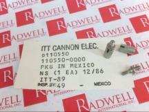 ITT CANNON D110550