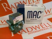 MAC VALVES INC 55B-11-RA