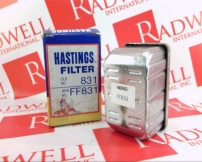 HASTINGS FILTERS FF831