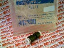 PISCO PNEUMATICS PU1/4
