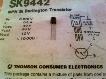 THOMSON CONSUMER SK9442