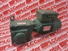 LEROY SOMER MB-2301-B3-NU-60-MUT-4P-LS71L-0.55KW-230/400V-50HZ-UG