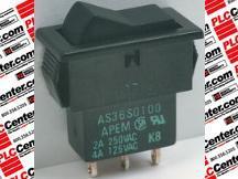 APEM COMPONENT AS37S010010