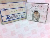 KYORITSU ELECTRICAL INST KM-48-100UADC