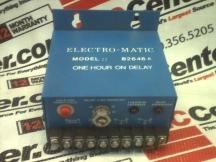 ELECTROMATIC B2646A