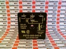 A 1 COMP CORPORATION PSTD-000-045-A