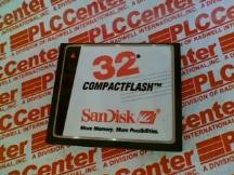 SANDISK SDCFB-32-101-00