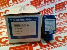 CONTROLAIR INC 900-AGA