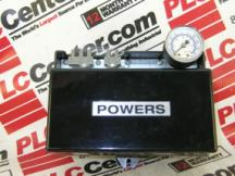 POWERS REGULATOR CO 195-0003
