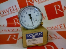 NOSHOK 25-200-35OZ/IN2-1/4