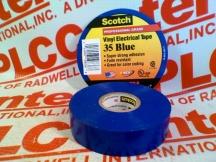 3M 35-BLUE-3/4