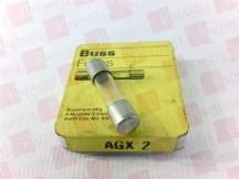 BUSSMANN AGX-2