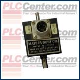 MATEER BURT 355-M800-427-00