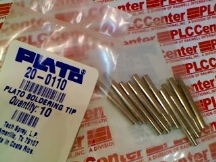 PLATO PRODUCTS 20-0110
