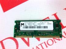 MICRON TECHNOLOGY INC MT4LSDT864HG-10EB1