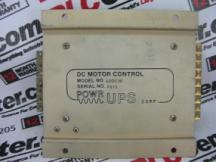 POWR UPS CORP 600030