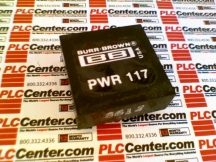 BURR BROWN PWR117