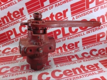 HOMESTEAD VALVE 601-1/2