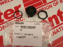 BULGIN COMPONENTS PX0413/04S/PC