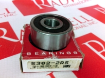 CONSOLIDATED BEARING 5302-2RS