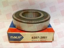 SKF 6207-2RS1