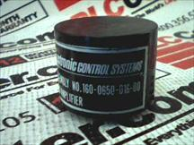ELECTRONIC CONTROLS 160-0650-016-00