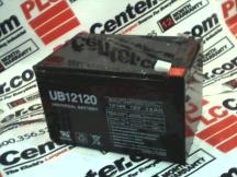UNIVERSAL POWER UB12120