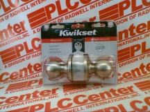 KWIKSET CORPORATION 400P-15-CP-K6-SN