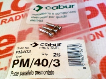 CABUR PM/40/3