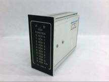 SELECT CONTROLS PC1000A