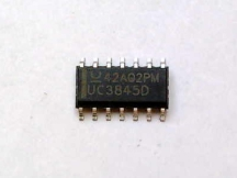 TEXAS INSTRUMENTS SEMI IC3845D