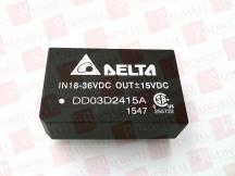 DELTA GROUP ELECTRONICS DD03D2415A