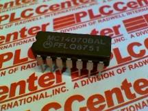 FREESCALE SEMICONDUCTOR MC14070BAL