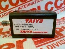 TAIYO 160S-1-6SD20N30-T