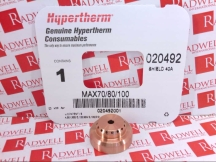 HYPERTHERM INC 020492