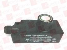 BAUMER ELECTRIC UNDK-30N1703/S14