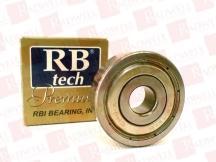 RBI BEARING 6300-ZZ/C3
