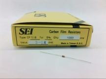 SEI CF-1/8-3-0K-5-1000/PACK