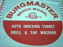 BURGMASTER 0001123-00A