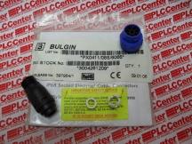 BULGIN COMPONENTS PX0411/08S/6065
