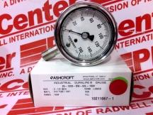 ASHCROFT 25-1009-SW-02L-160