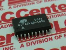 ATMEL ATF16V8B15SC