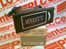 EAGLE SIGNAL PCC-7