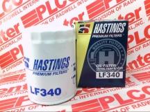 HASTINGS FILTERS LF340
