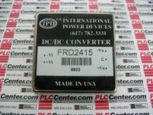 INTERNATIONAL POWER FRD2415