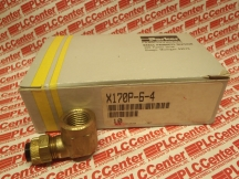BRASS PRODUCTS DIVISION 170P-6-4